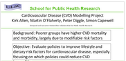 Cardiovascular Disease (CVD) Modelling Project