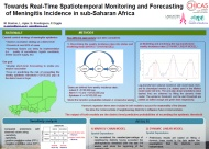Towards Real-time Spatiotemporal Monitoring and Forecasting of Meningitis Incidence in sub-Saharan Africa