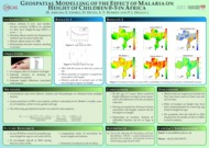 Geospatial Modelling of the Effect of Malrai Height of Children 0-5 in Africa