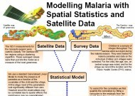 Modelling Malaria with Spatial Statistics and Satellite Data